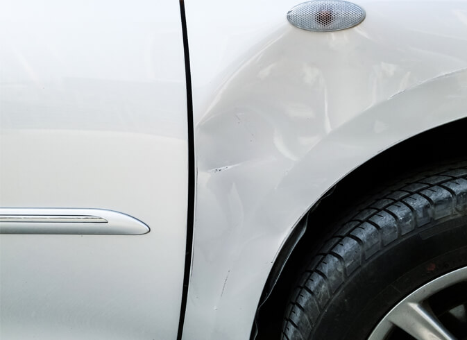 Car dent repair liverpool