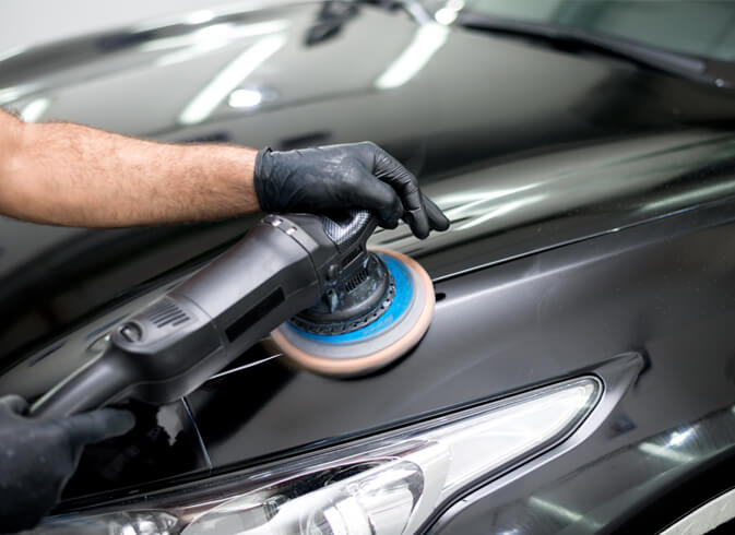 Car scuff repair liverpool